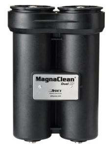 The MagnaClean DualXP solves problems caused by water quality issues with hydronic system installations.