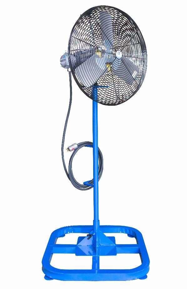 Explosion Proof Fan >> Electric Explosion Proof Fan Is Designed To Spot Cool Hazardous