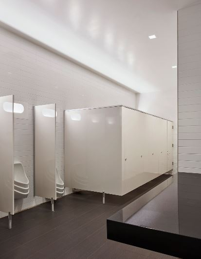 PRIVADA Bathroom Partitions Are Designed To Harmonize With The Overall  Aesthetic Of Any Restroom.