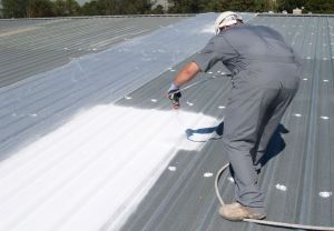 Roof Guardian offers cool roof solutions for metal, BUR, modified bitumen, and aged singly-ply roofs.