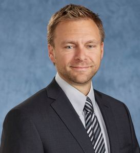 Rich Totzke is promoted to to senior vice president of shared services and CFO.