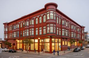 The Carson Block Building project proved to be an opportunity to educate craftspeople about historic preservation, exchange knowledge about construction techniques and discover forgotten local lore.