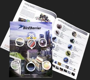 Bird Barrier America Releases 2018 Catalog of Bird Control