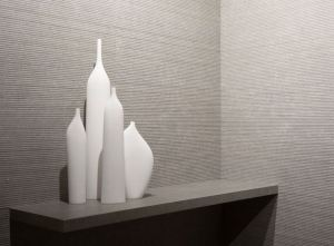 The Bera & Beren collection of porcelain floor and ceramic wall tiles recreates the look and feel of carved limestone.