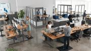 active office sit stand desks varidesk