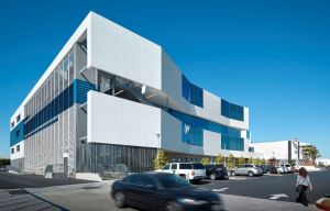 With public school construction, the Division of the State Architect (DSA) had to approve the design, and Gensler faced additional challenges in meeting DSA's required criteria in an outside-the-box renovation.