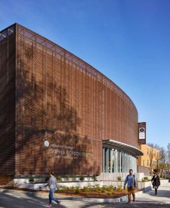 Leers Weinzapfel Associates transforms the mid-century theater into theatrical teaching, performance, and support spaces for a new generation of students at Salem State University.