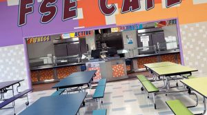 Customized cafeteria environments increase engagement and improve the overall health of a student body.