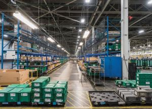 TLED lighting generates more than $3 million in annual energy cost savings for General Motors.