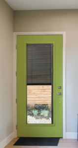 The Enclosed Blinds Color Collection combines blinds-in-glass technology with attention to style and design.