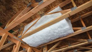 Formaldehyde-free Cavity-SHIELD is a fiberglass batt insulation for use in the concealed spaces of multifamily buildings.
