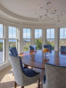 LoE2-270 glass is standard on Heritage Series XL Sterling double hung windows.
