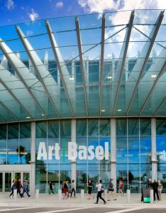 Art Basel Miami Beach welcomed 83,000 art enthusiasts to the renovated and expanded Miami Beach Convention Center.
