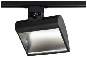 The Dipper LED is a wall wash/indirect lighting luminaire that can be mounted on a track or as a wall/ceiling canopy.