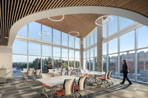 Wellbeing and green building are intimately related and undergird student success.