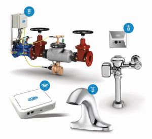 Zurn expands its Connected Products portfolio, advancing IoT for commercial plumbing.