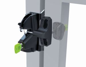 The LokkLatch 3 Plus includes a patent pending installation process.