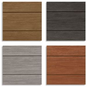 VintageWood offers the look of wood cladding with the durability of fiber cement.