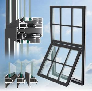 The GT6 Window System features an integrated design that enables matching sightlines in a variety of frame depths and thermal efficiencies.
