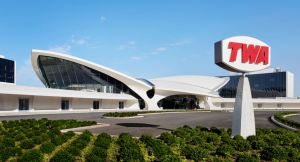 "The TWA Flight Center was featured in the 2002 Leonardo DiCaprio movie, ""Catch Me if You Can""."