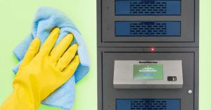 KeyWatcher and AssetWatcher systems now include touchless facial recognition access and an anti-microbial powder coating.