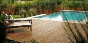 The Kebony Deck Board accomodates four different fasteners/installation methods.