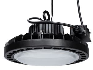The LED Round High Bay SL delivers a uniform light distribution that improves visual acuity and enhances safety.