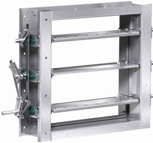 Greenheck introduces two industrial control dampers for high temperature applications.