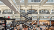 The Bourse, BLT Architects, Metamorphosis Awards, food hall