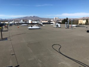 Polyglass U.S.A. Inc. teams up with D&D Roofing to provide a new roofing system for a Shriner's Kerack.
