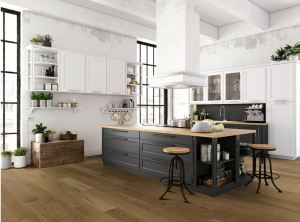 Mullican Hardwood Flooring launches another engineered hardwood flooring collection, Madison Square.