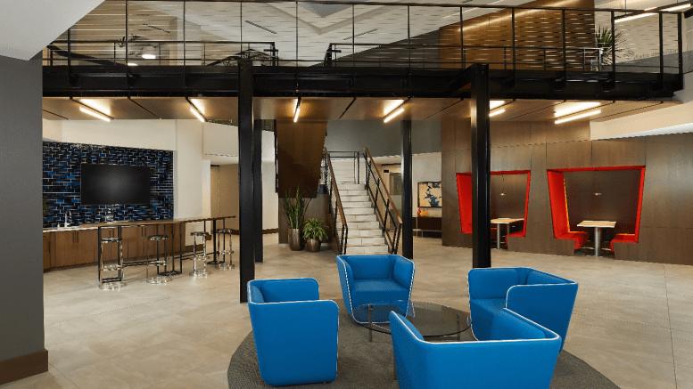 tech company office