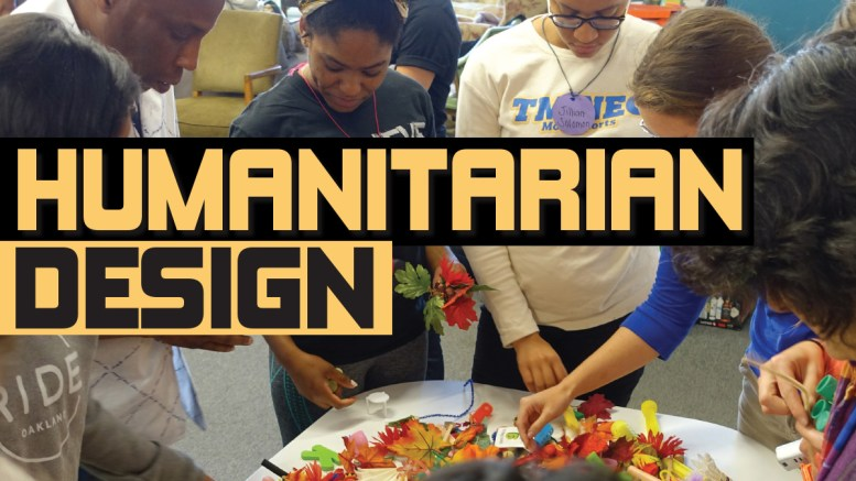 humanitarian design, equity