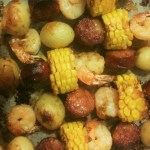 Old Bay Shrimp B(r)oil