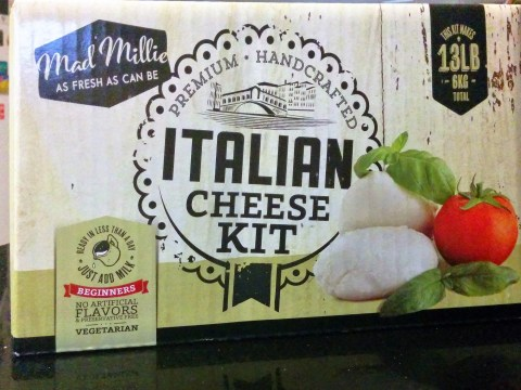 mad-millie italian cheesemaking kit