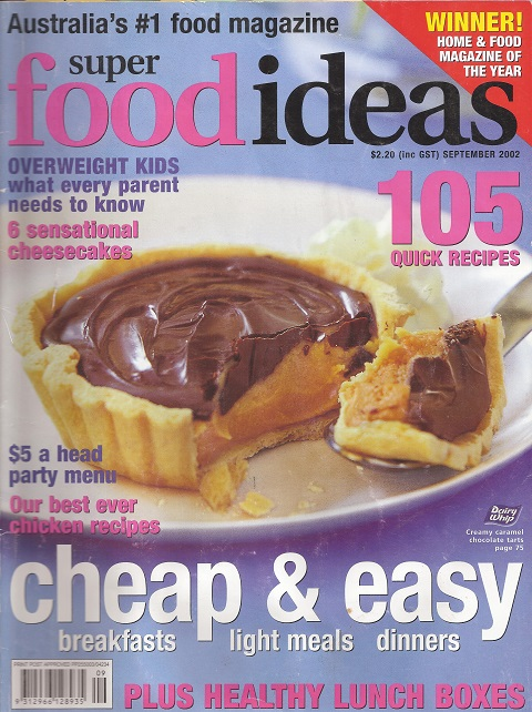 Super food ideas archives retro food for modern times super food ideas forumfinder Images