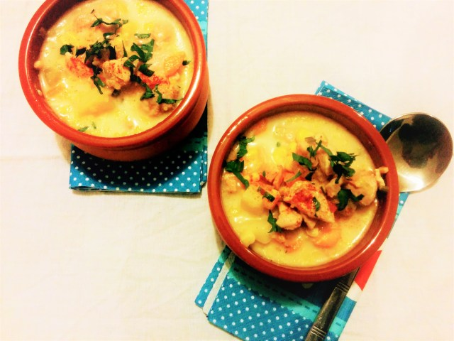 Chicken Chowder 2