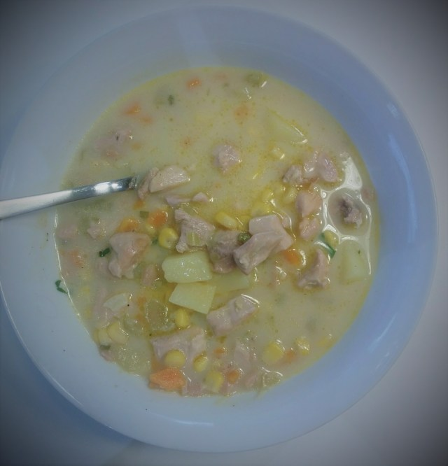 Chicken Chowder 4