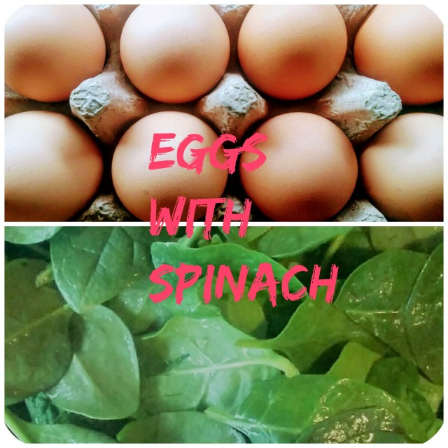 Eggs withspinach6