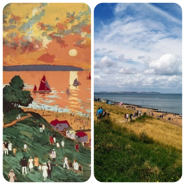 Whitstable Then and Now