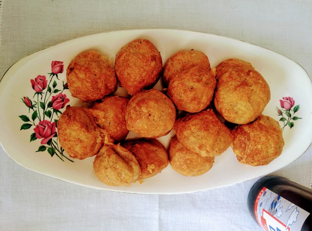 Vegemite and Pale Ale Gougeres3