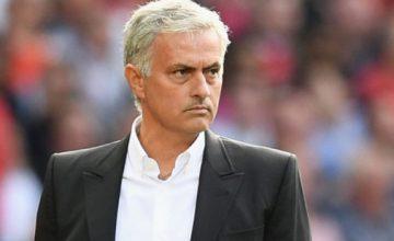 <>Jose-Mourinho-at-Manchester-United