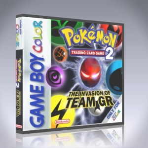 GameBoy Color   Pokemon Trading Card Game 2  The Invasion of Team GR     GameBoy Color   Pokemon Trading Card Game 2  The Invasion of Team GR