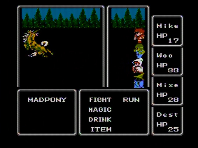 Retro Game Guide NES Final Fantasy