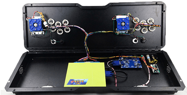 arcade pandora's box