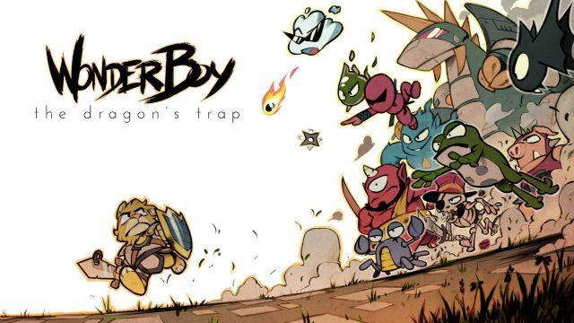 wonderboy the dragon's trap