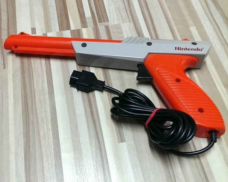 Nes Zapper Light Bulb Trick