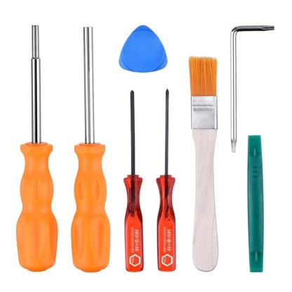 8 Piece Retro Repair Kit