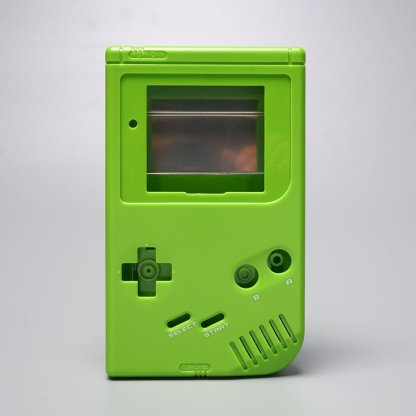 Funny Playing Nintendo Game Boy IPS Shell