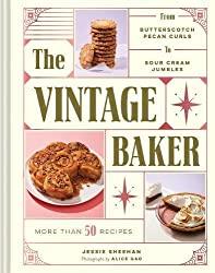 the vintage baker cookbook